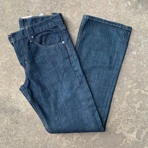 NWT Levi's 527 Boot Cur Jeans